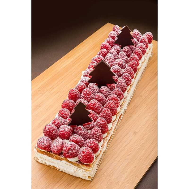 Millefeuille framboises
