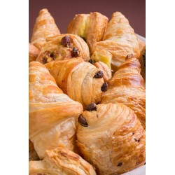 ASSORTIMENT DE 24 MINI VIENNOISERIES
