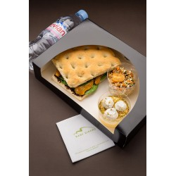 LUNCH BOX FOCCACIA VEGET