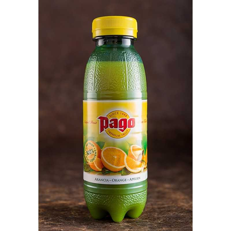 JUS D'ORANGES PAGO PET 33 CL